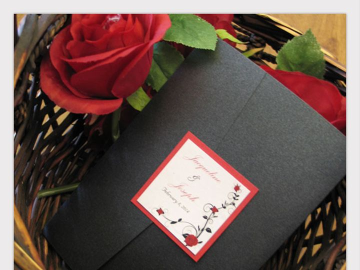 Tmx 1422582615938 Donadio1 Somerville wedding invitation