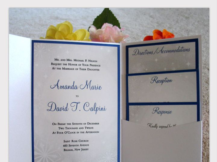 Tmx 1422582721237 Nelson2 Somerville wedding invitation