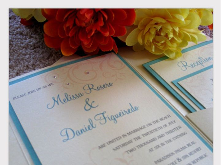 Tmx 1422582796851 Rosero2 Somerville wedding invitation
