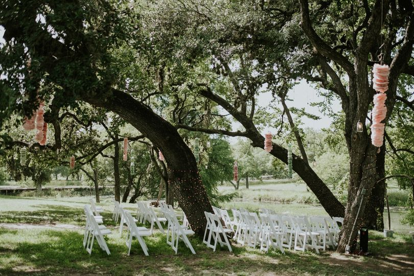 Ceremony Site!