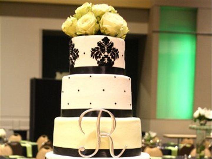 Tmx 1338172653673 IMG1502 Kansas City wedding cake