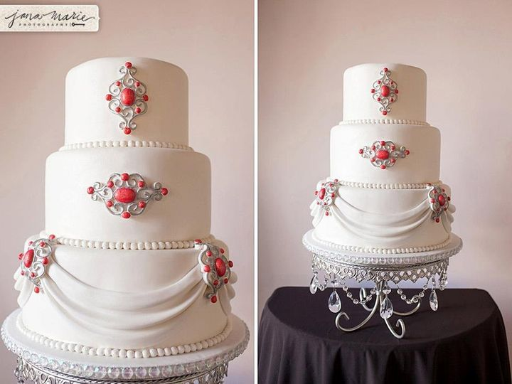 Tmx 1359593810631 4858601015178838848019211519349519125030094418124328n Kansas City wedding cake