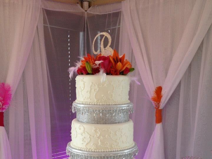 Tmx 1369415057506 37591210152751764140032133331144n Kansas City wedding cake