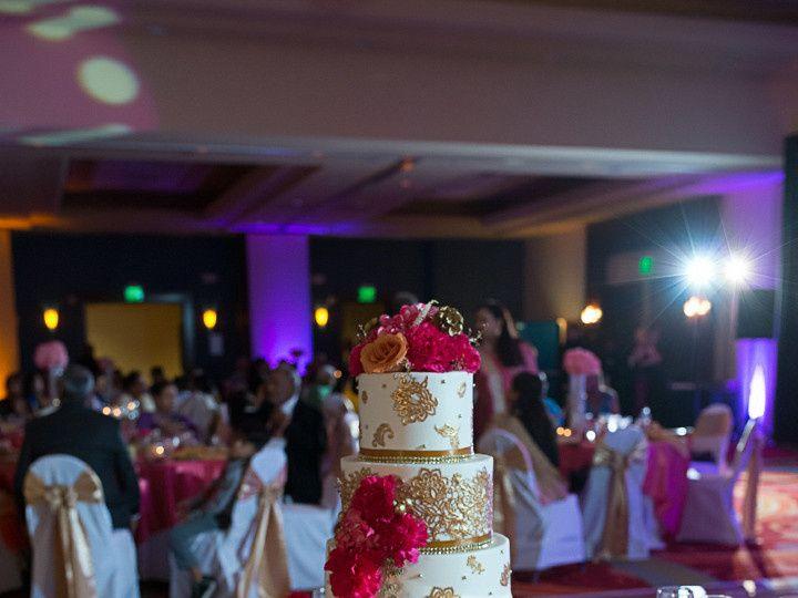 Tmx 1452548801367 Sikh Wedding Reception Overland Park Marriott 25 Kansas City wedding cake