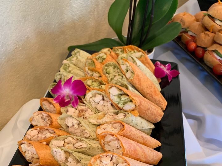 Tmx Img 0879 Mini Wraps 51 27744 157937860658102 Corona, CA wedding catering