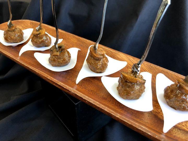 Tmx Meatballs Mushroom Wine Glaze 51 27744 157937861087952 Corona, CA wedding catering