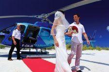 Tmx 1353951579345 WeddingcoupleBOBandhelicopter Milwaukee, WI wedding travel