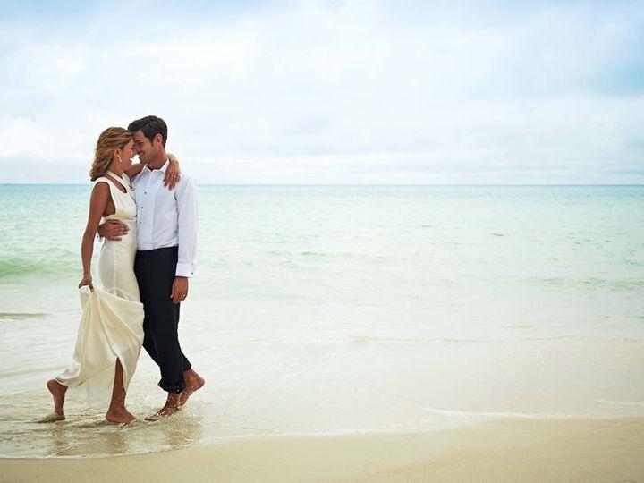 Tmx 1380034997678 Destination Wedding On Beach Couple Milwaukee, WI wedding travel