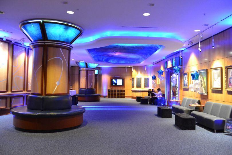 Planetarium Lobby