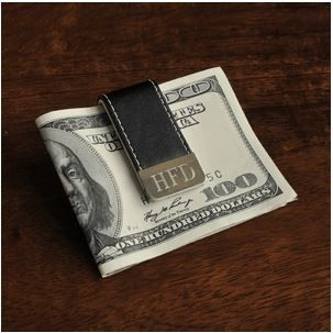 Tmx 1507814518818 Leather Money Clip Pittsburgh wedding favor