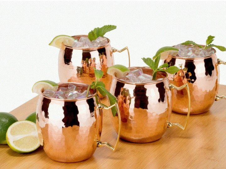 Tmx 1507814541115 Moscow Mule Spirit Enthusiast Page Pittsburgh wedding favor
