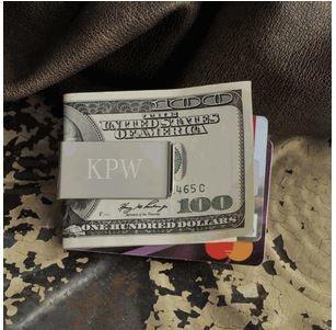 Tmx 1507814549619 No Slip Money Clip Pittsburgh wedding favor