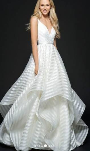 Tmx 1530641488 0683c72fa770b2bf 1530641487 7e51eac3cc789915 1530641485842 1 Haley Paig Annapolis, MD wedding dress