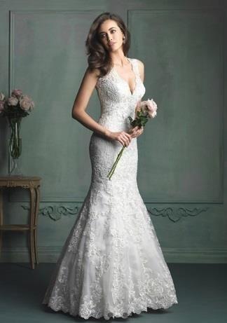 Tmx 1530641533 A3356548afc3f7bd 1530641532 C1c1e401ac7db2d2 1530641531052 2 Allure Annapolis, MD wedding dress
