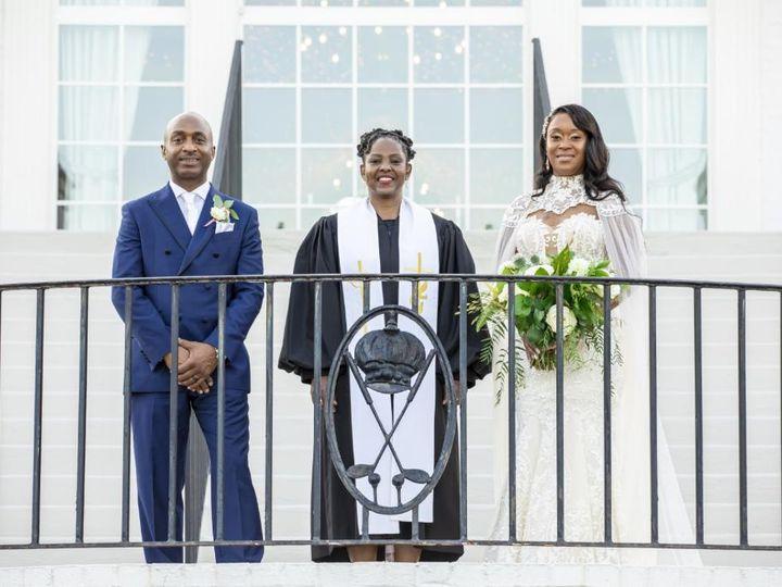 Tmx E2a12b04 F984 4cf7 832a A4473e149339 51 989744 160403546740790 Gibsonville, North Carolina wedding officiant