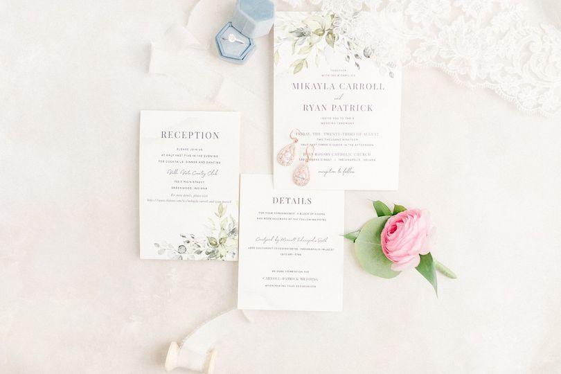 Summer Wedding - Aubrey Lynn