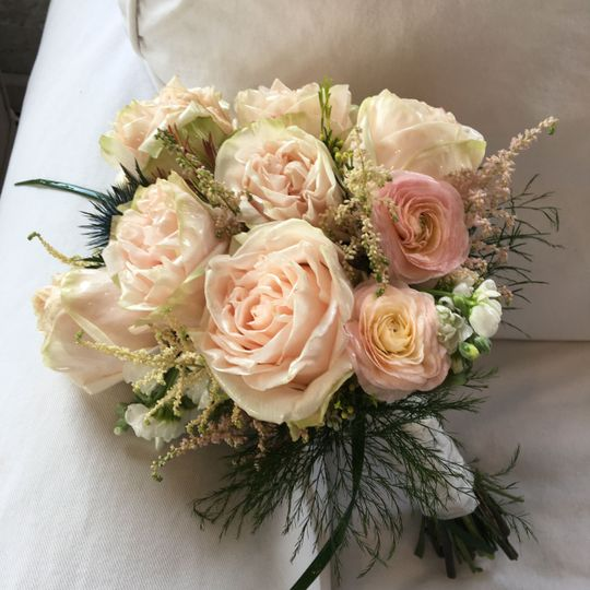 wedding bouquet- Ashley