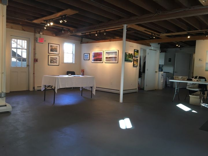 Studio Gallery, lower level