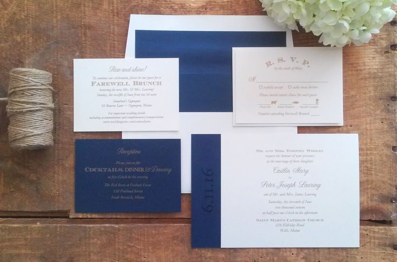 wholey invitation