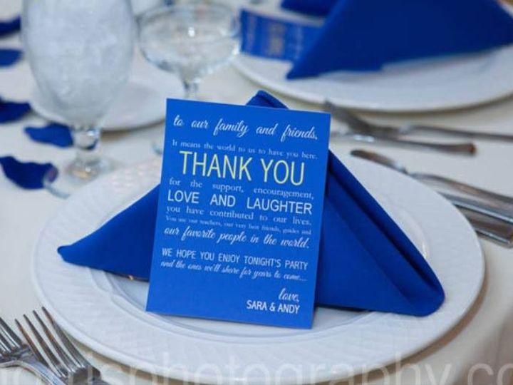 Tmx 1422030756882 Thank You Note For Plate Merrimack, NH wedding invitation