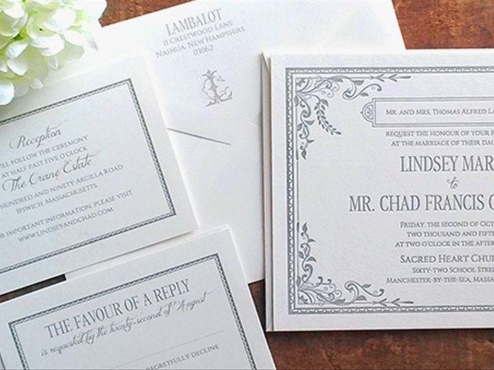 Tmx 1471798535380 Home Page 1 Merrimack, NH wedding invitation