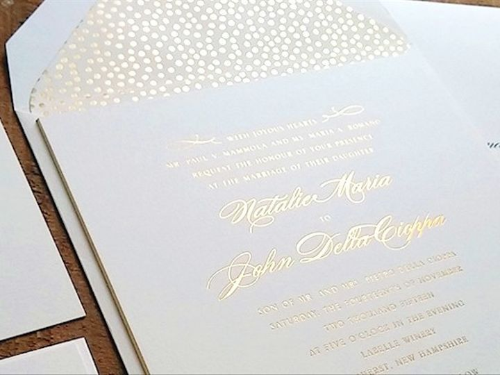 Tmx 1471798545926 Home Page 3 Merrimack, NH wedding invitation