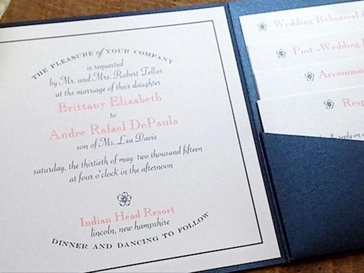 Tmx 1471798564298 Home Page 8 Merrimack, NH wedding invitation