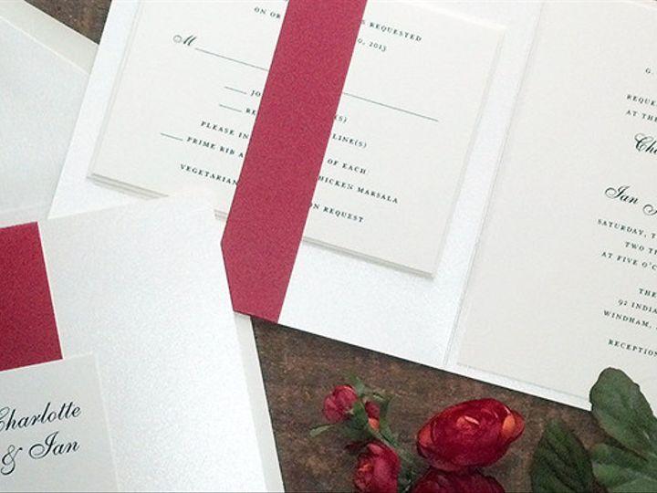 Tmx 1471798580776 Home Page 12 Merrimack, NH wedding invitation