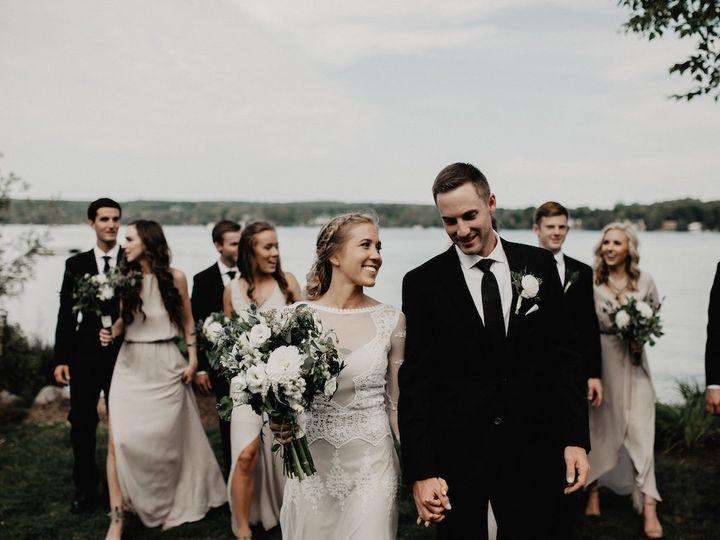 Tmx Boho Bride Paige And Tyler At Their Bohemian Wedding In Michigan 51 690844 160412021782727 Venice, CA wedding dress