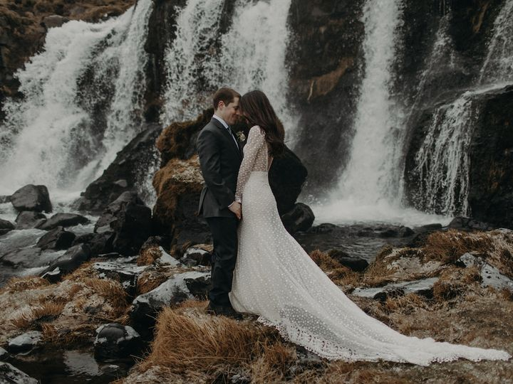 Tmx Bride Noel Wearing Vivienne Lace Gown 51 690844 160412022037875 Venice, CA wedding dress