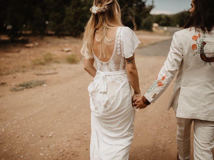 Tmx Bride Siena Wearing Hayley Dress 51 690844 160412022520505 Venice, CA wedding dress
