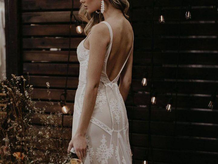 Tmx Cecilia Backless Bohemian Beach Wedding Dress 2 51 690844 160412022588768 Venice, CA wedding dress