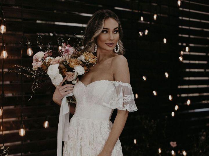 Tmx Desiree Off Shoulder Bohemian Wedding Dress 51 690844 160412022536026 Venice, CA wedding dress