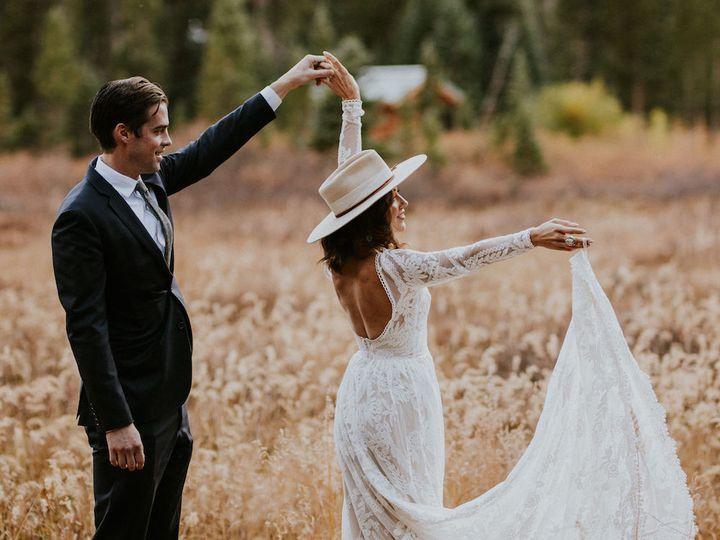 Tmx Simone High Neck Low Back Wedding Dress 51 690844 160412022755867 Venice, CA wedding dress