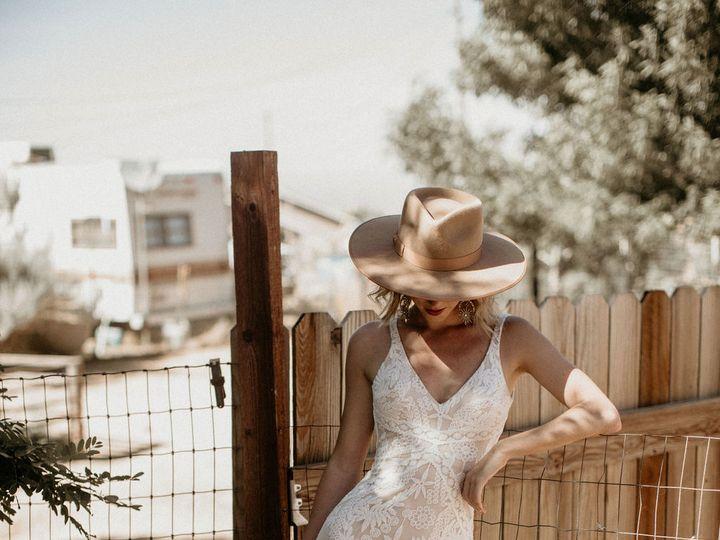 Tmx Stella Romantic Bohemian Wedding Dress 51 690844 160412291759142 Venice, CA wedding dress
