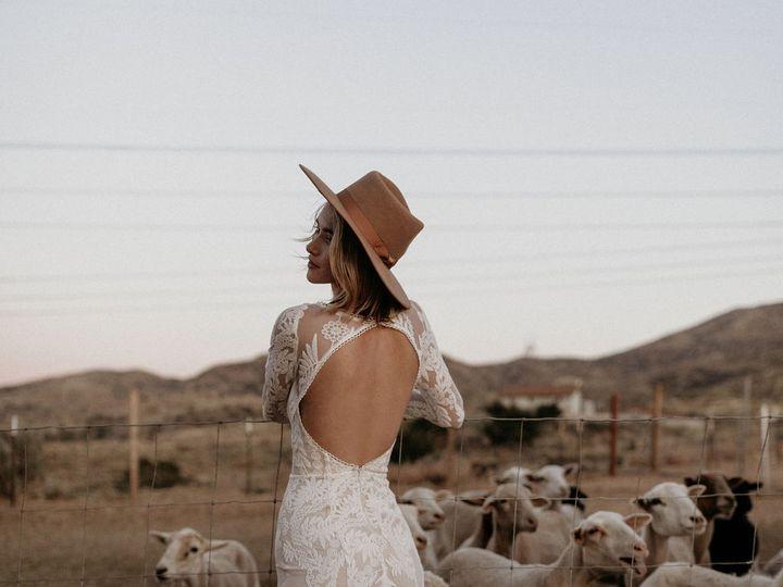 Tmx Willow Romantic Wedding Dress 51 690844 160412097249367 Venice, CA wedding dress