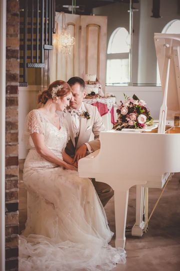 earthy stylized wedding at the grand view 38 of 56