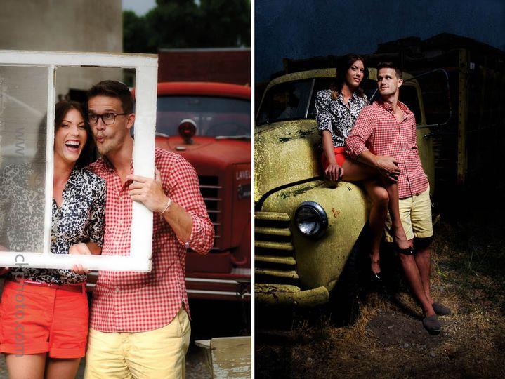 slc utah wedding photographer creative engagemen
