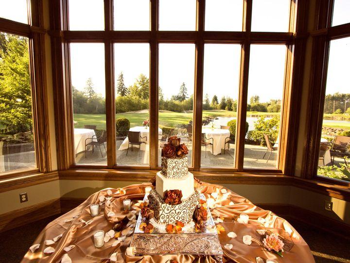Tmx 1489781408639 Fall Colors Cake Bay Window Snohomish, WA wedding venue
