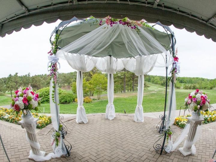 Tmx 1436205117533 Beautiful Awning Picture Lakewood, NJ wedding venue
