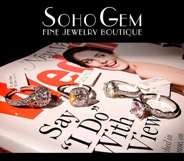 Soho Gem - Jewelry - New York, NY - WeddingWire