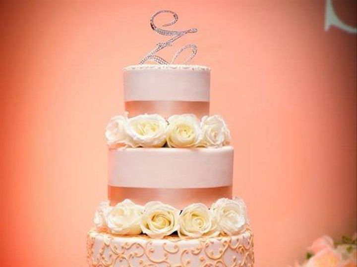 Tmx 1522168565 D3fd4cc5ce6b85b2 1522168564 333980db53459b9c 1522168564504 10 Tpb10 Topsfield, MA wedding cake