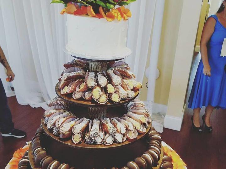 Tmx 1522168574 D81f6161b2bd270c 1522168571 Ae0d0e27bcd89721 1522168564536 36 Tpb36 Topsfield, MA wedding cake