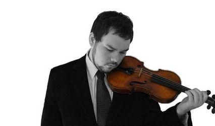 Micah Gangwer - Violinist 1