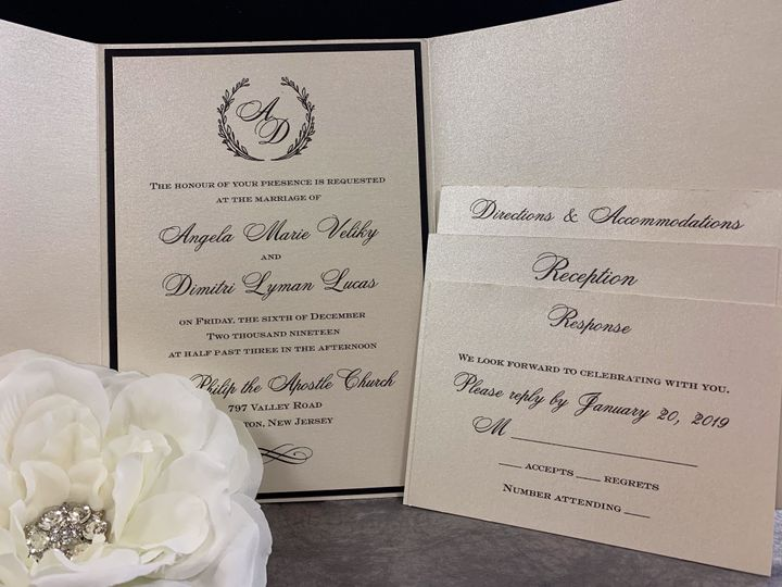 Tmx 9kfjuf6rrv2urvkramq 51 364844 158275309468672 North Arlington, NJ wedding invitation