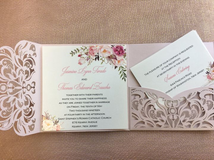 Tmx Fullsizeoutput 1060 51 364844 1569859692 North Arlington, NJ wedding invitation
