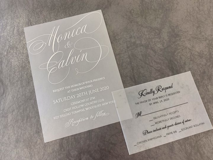 Tmx Fullsizeoutput 173c 51 364844 1569775013 North Arlington, NJ wedding invitation