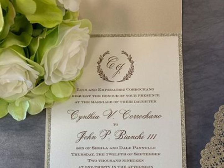 Tmx Image 51 364844 1569854251 North Arlington, NJ wedding invitation