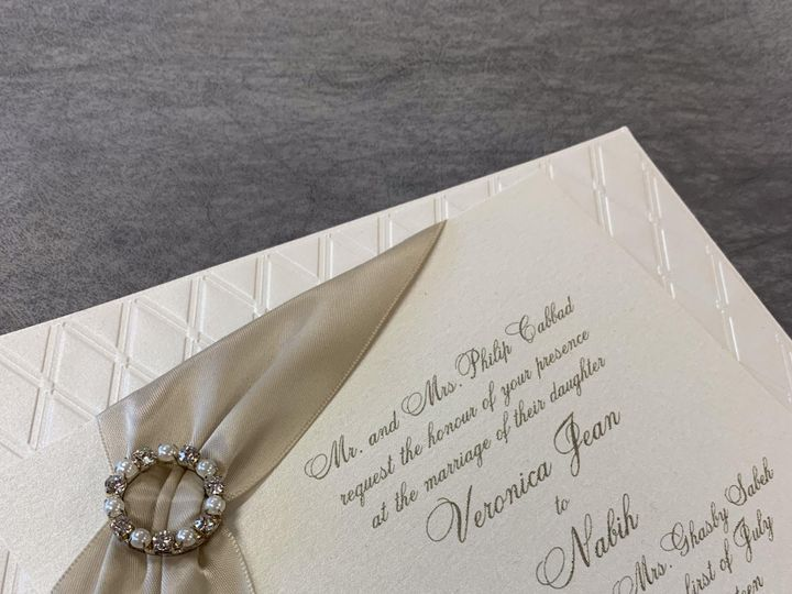 Tmx Wdni2q0qquh1pr0viezlg 51 364844 1569775013 North Arlington, NJ wedding invitation