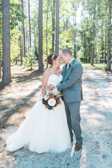 Wedding in Edgefield County
